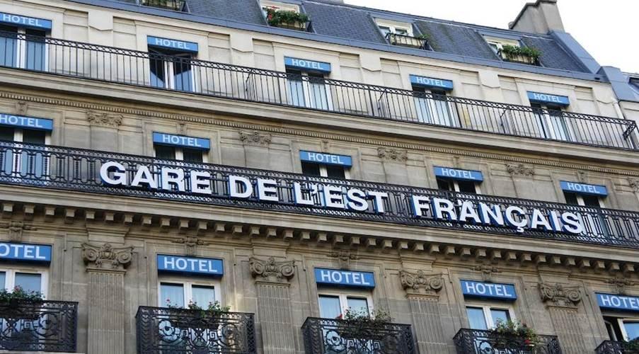 Hôtel Libertel Gare de l'Est Français