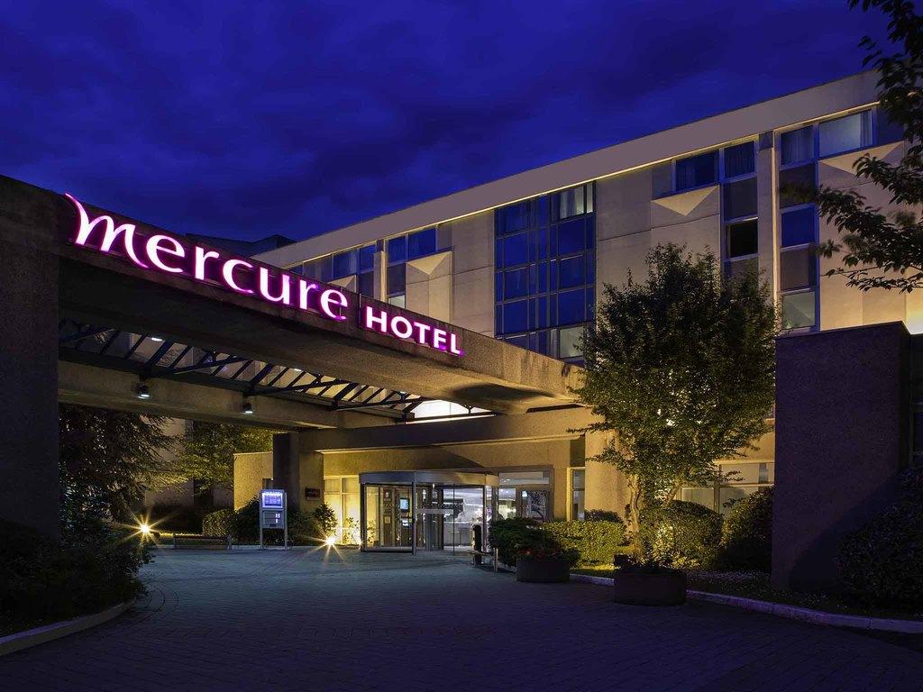Les hôtels mercure