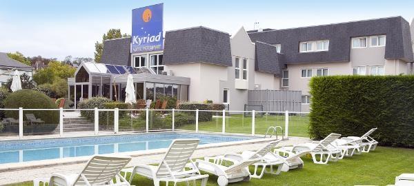 Kyriad Hôtel, Deauville, Saint Arnoult