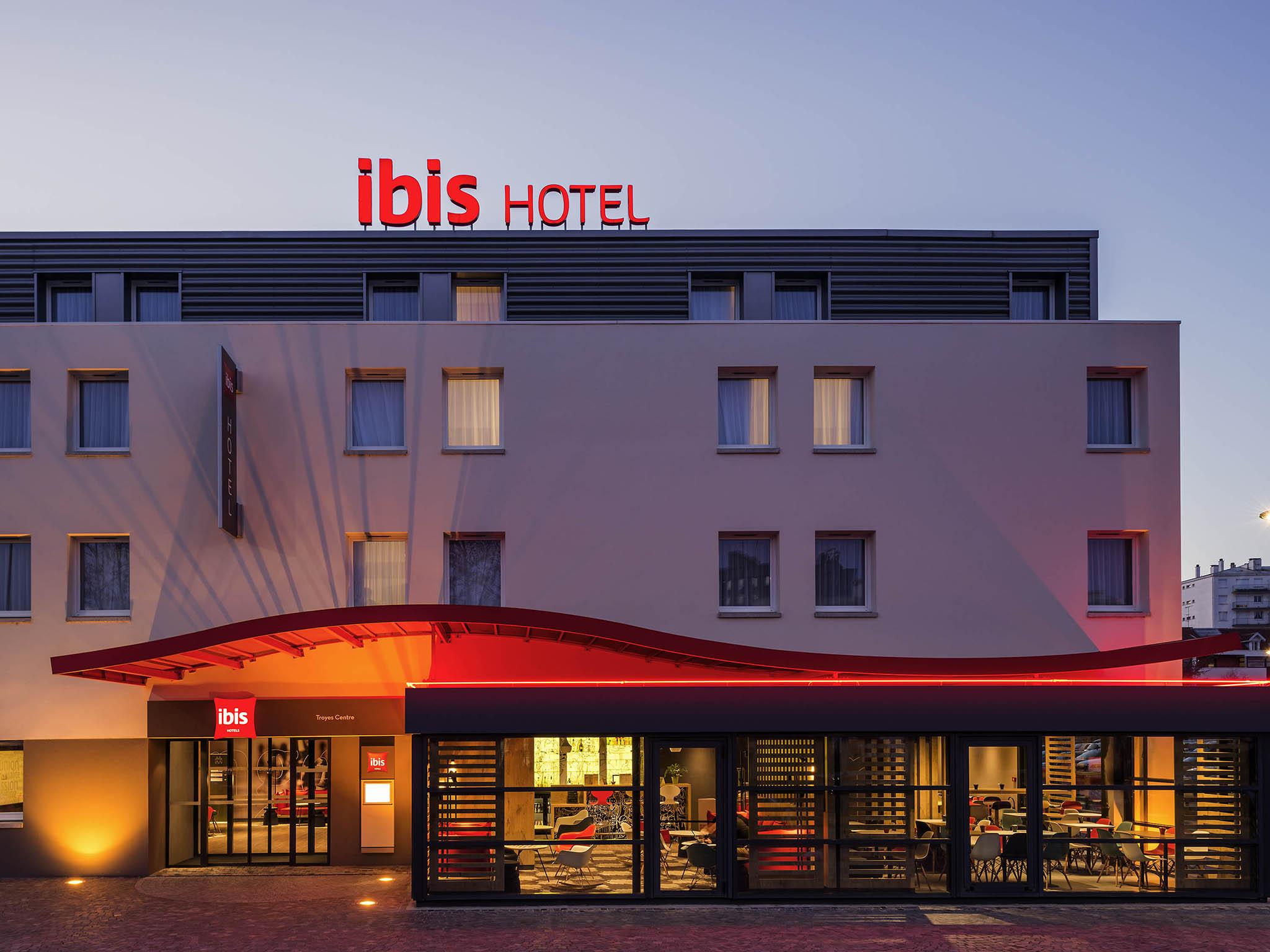 hôtels Ibis