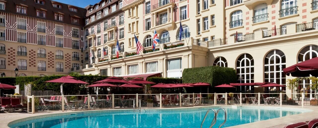 Hôtels Deauville