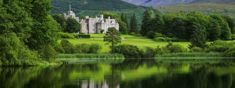 Hôtels Les Highlands