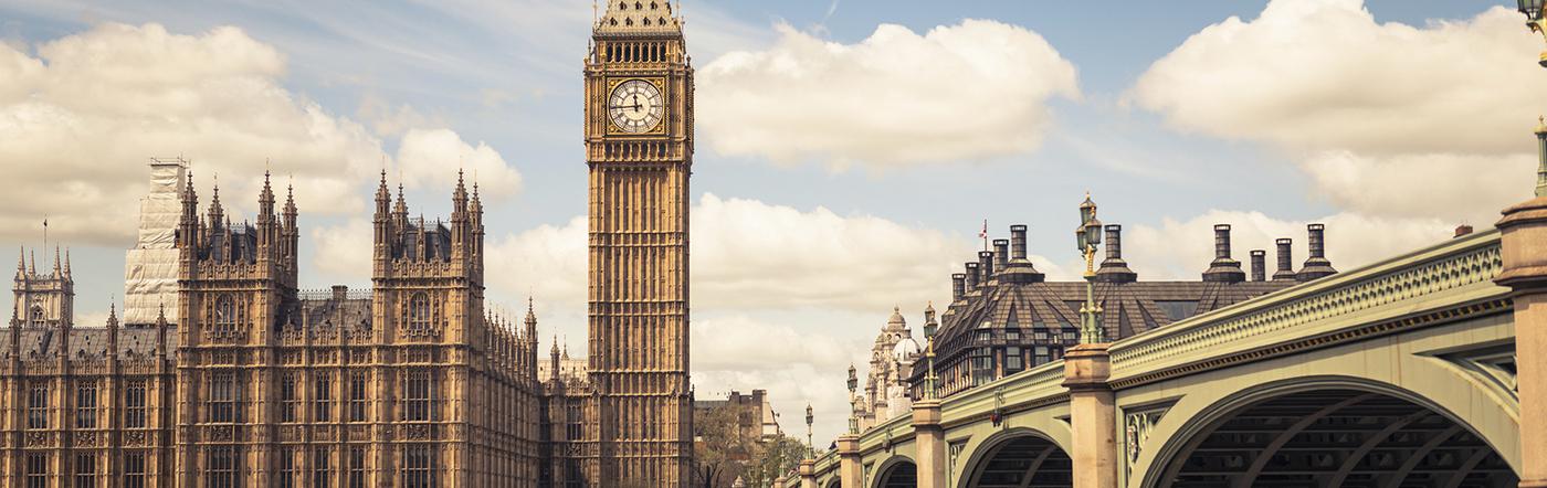 Hôtels Londres